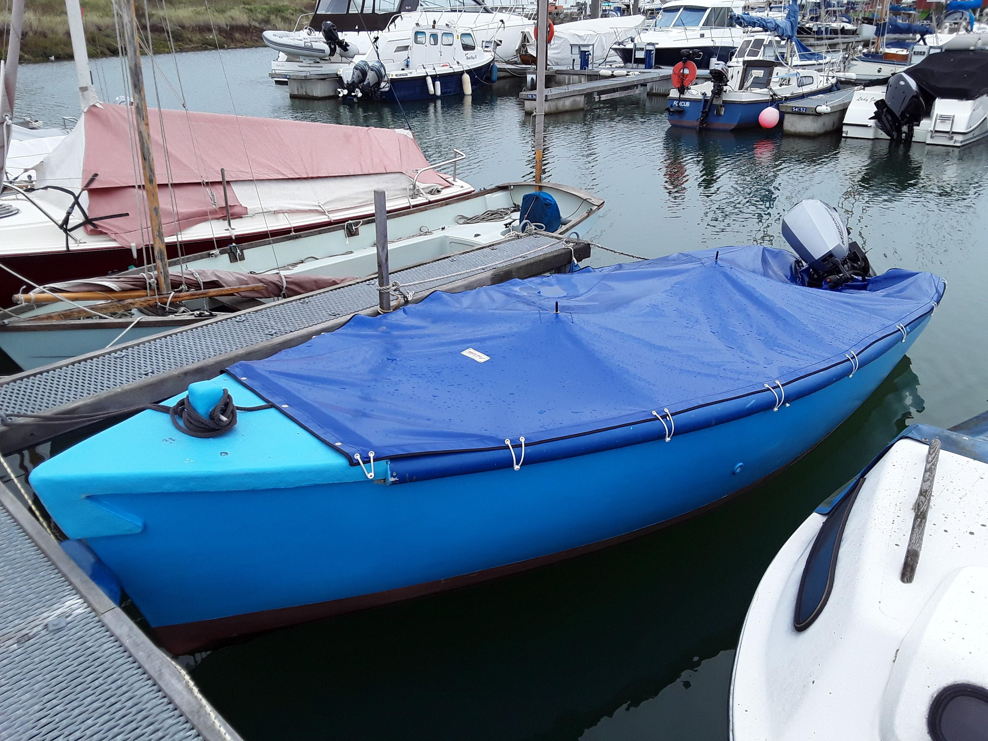 Colvic Dayboat