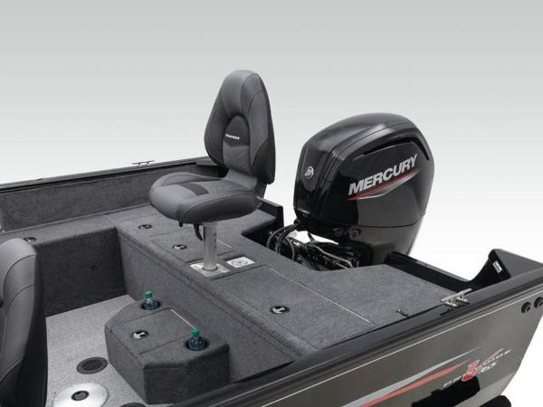 2021 Tracker Boats boat for sale, model of the boat is Pro Guide™ V-165 WT & Image # 16 of 41