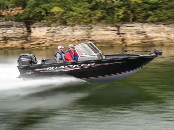 2021 Tracker Boats boat for sale, model of the boat is Pro Guide™ V-165 WT & Image # 19 of 41