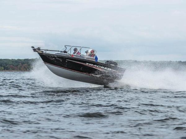 2021 Tracker Boats boat for sale, model of the boat is Pro Guide™ V-165 WT & Image # 27 of 41