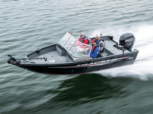 2021 Tracker Boats boat for sale, model of the boat is Pro Guide™ V-165 WT & Image # 1 of 41