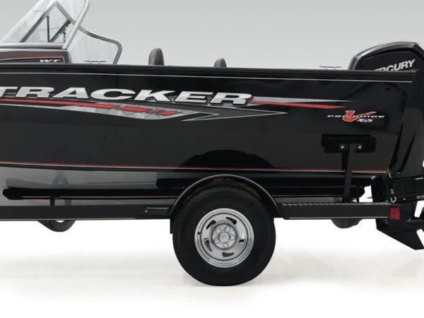 2021 Tracker Boats boat for sale, model of the boat is Pro Guide™ V-165 WT & Image # 33 of 41