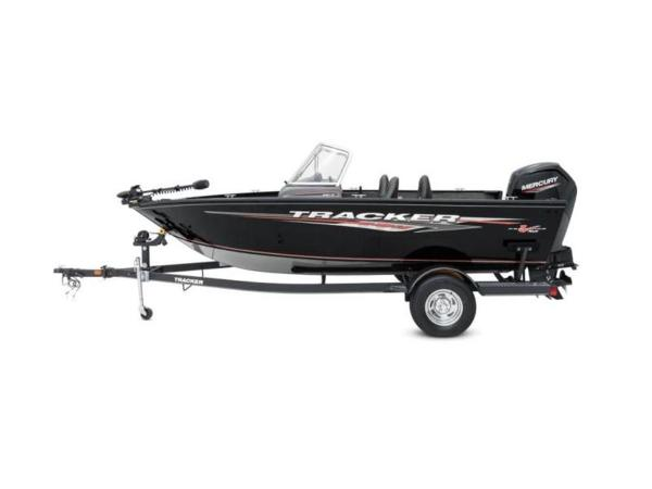 2021 Tracker Boats boat for sale, model of the boat is Pro Guide™ V-165 WT & Image # 39 of 41