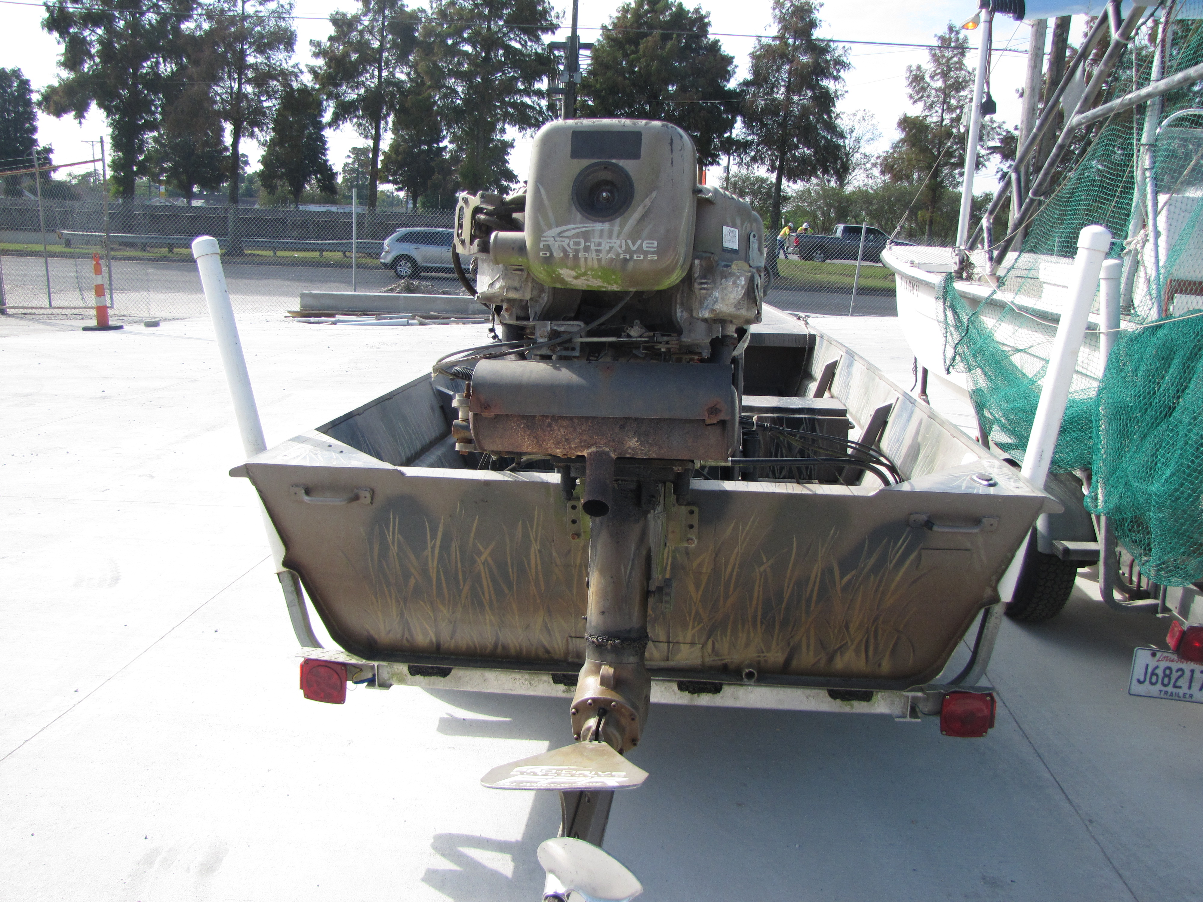 2013 Pro-Drive boat for sale, model of the boat is 1754 & Image # 2 of 13