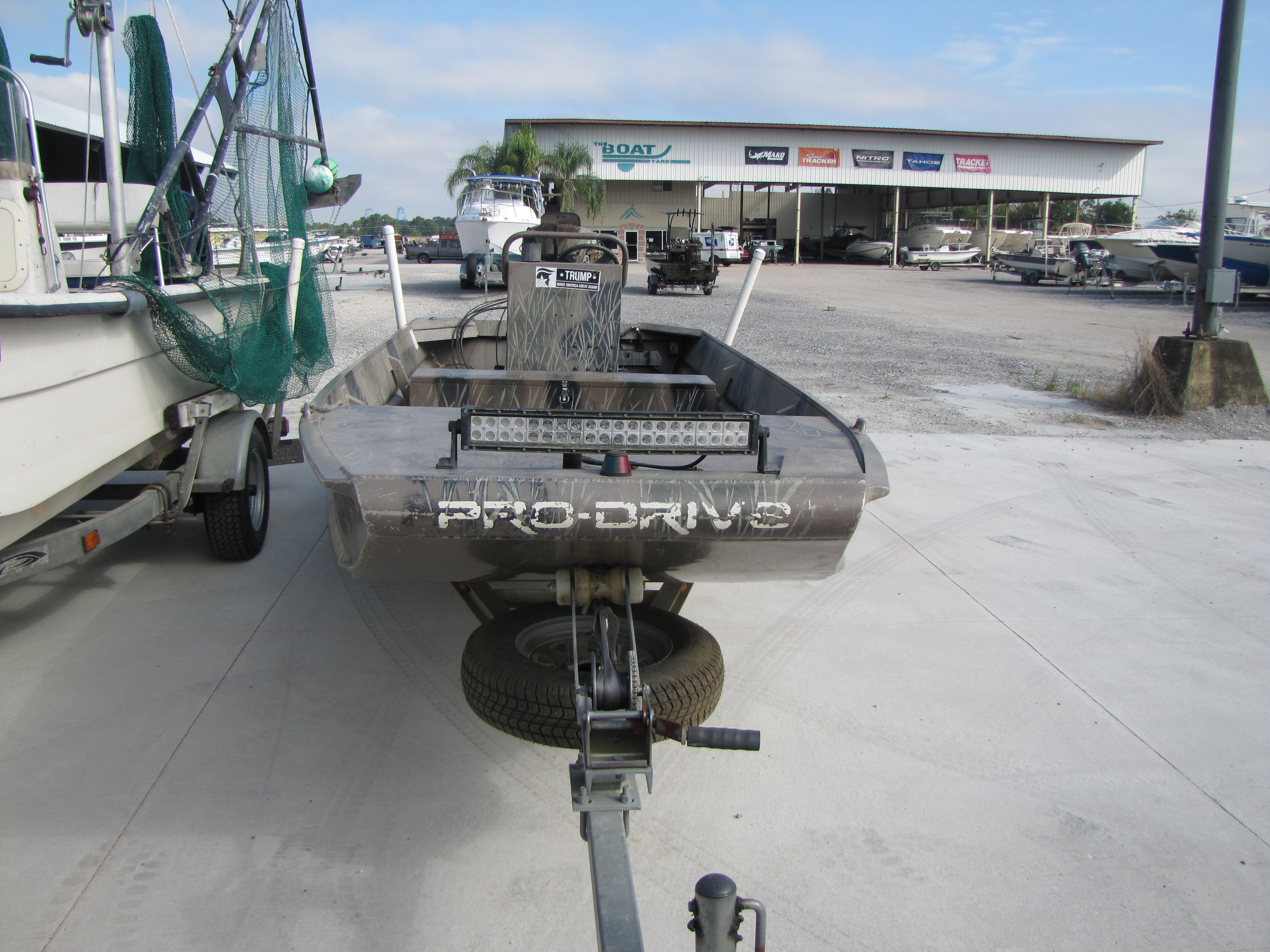 2013 Pro-Drive boat for sale, model of the boat is 1754 & Image # 4 of 13