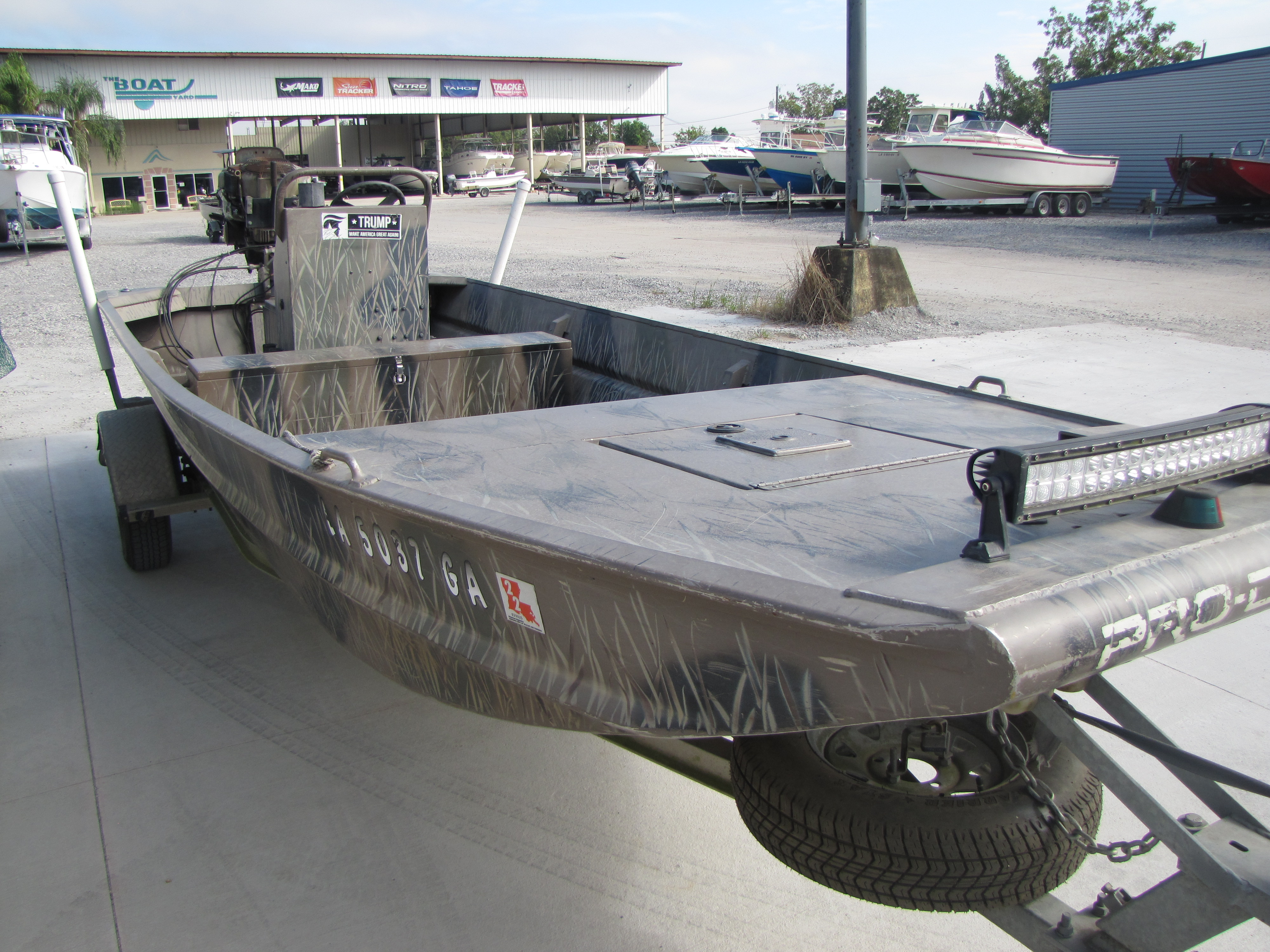 2013 Pro-Drive boat for sale, model of the boat is 1754 & Image # 5 of 13