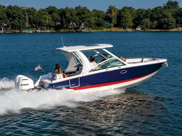 2021 Chaparral boat for sale, model of the boat is 300 OSX & Image # 1 of 23