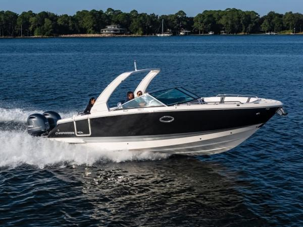 2021 Chaparral boat for sale, model of the boat is 280 OSX & Image # 2 of 9
