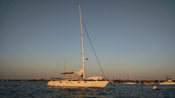 1985 DIVA 39 (Fabola Yachts)