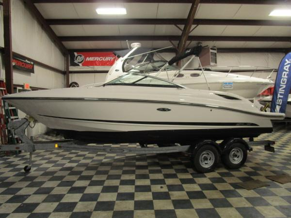 2013 Sea Ray 230SLX thumbnail