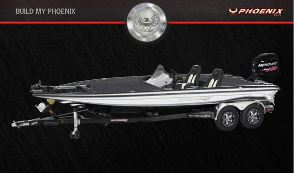 2021 Phoenix boat for sale, model of the boat is 819 Pro & Image # 1 of 1