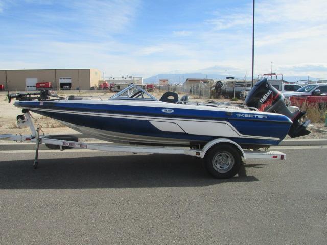 2006 Skeeter boat for sale, model of the boat is 190SL & Image # 1 of 9