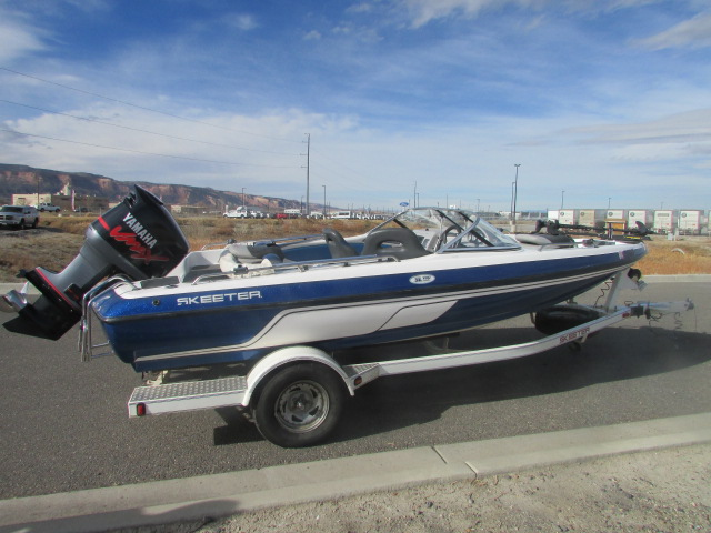 2006 Skeeter boat for sale, model of the boat is 190SL & Image # 9 of 9