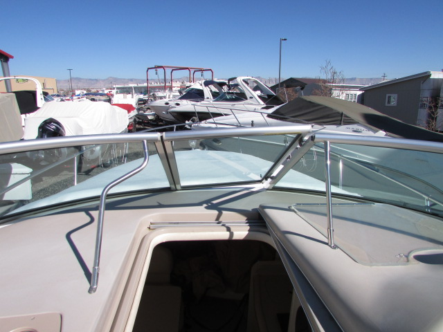 2001 Sea Ray boat for sale, model of the boat is 270 Sundancer & Image # 11 of 27