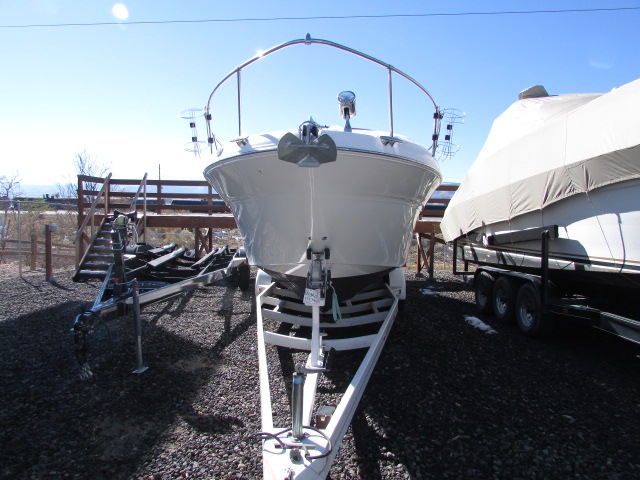 2001 Sea Ray boat for sale, model of the boat is 270 Sundancer & Image # 20 of 27