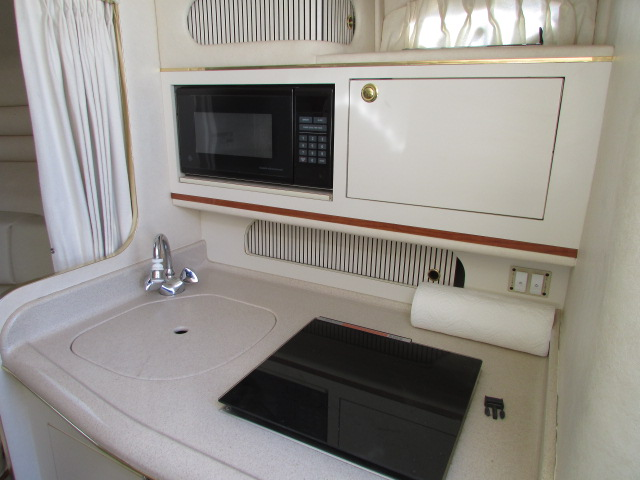 2001 Sea Ray boat for sale, model of the boat is 270 Sundancer & Image # 7 of 27