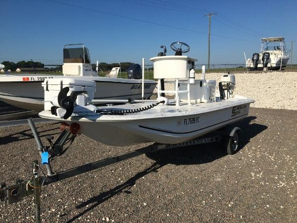 2011 Carolina Skiff boat for sale, model of the boat is JV15 & Image # 1 of 8