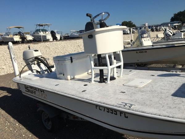 2011 Carolina Skiff boat for sale, model of the boat is JV15 & Image # 2 of 8