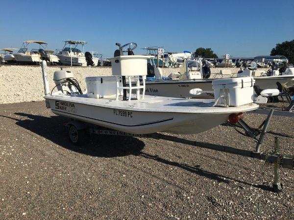2011 Carolina Skiff boat for sale, model of the boat is JV15 & Image # 4 of 8