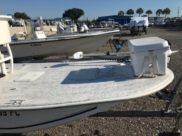 2011 Carolina Skiff boat for sale, model of the boat is JV15 & Image # 5 of 8
