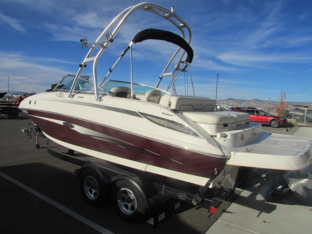 2009 SEA RAY 230 SUNDECK for sale