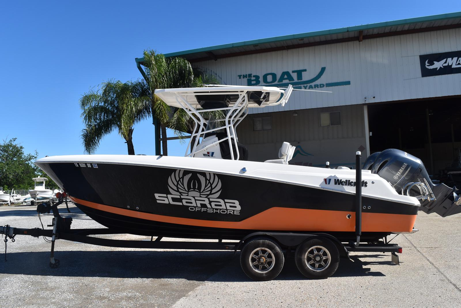 2016 WELLCRAFT 242 for sale