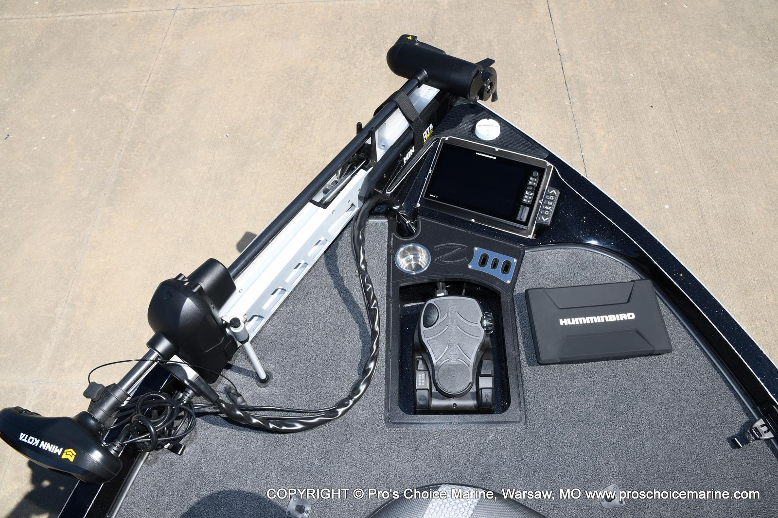 2021 Ranger Boats boat for sale, model of the boat is Z520L HUMMINBIRD EDITION & Image # 8 of 50