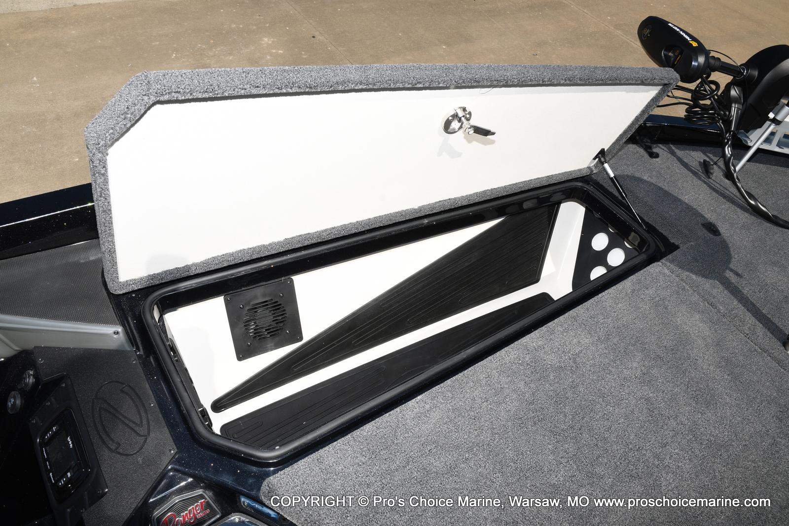 2021 Ranger Boats boat for sale, model of the boat is Z520L HUMMINBIRD EDITION & Image # 9 of 50