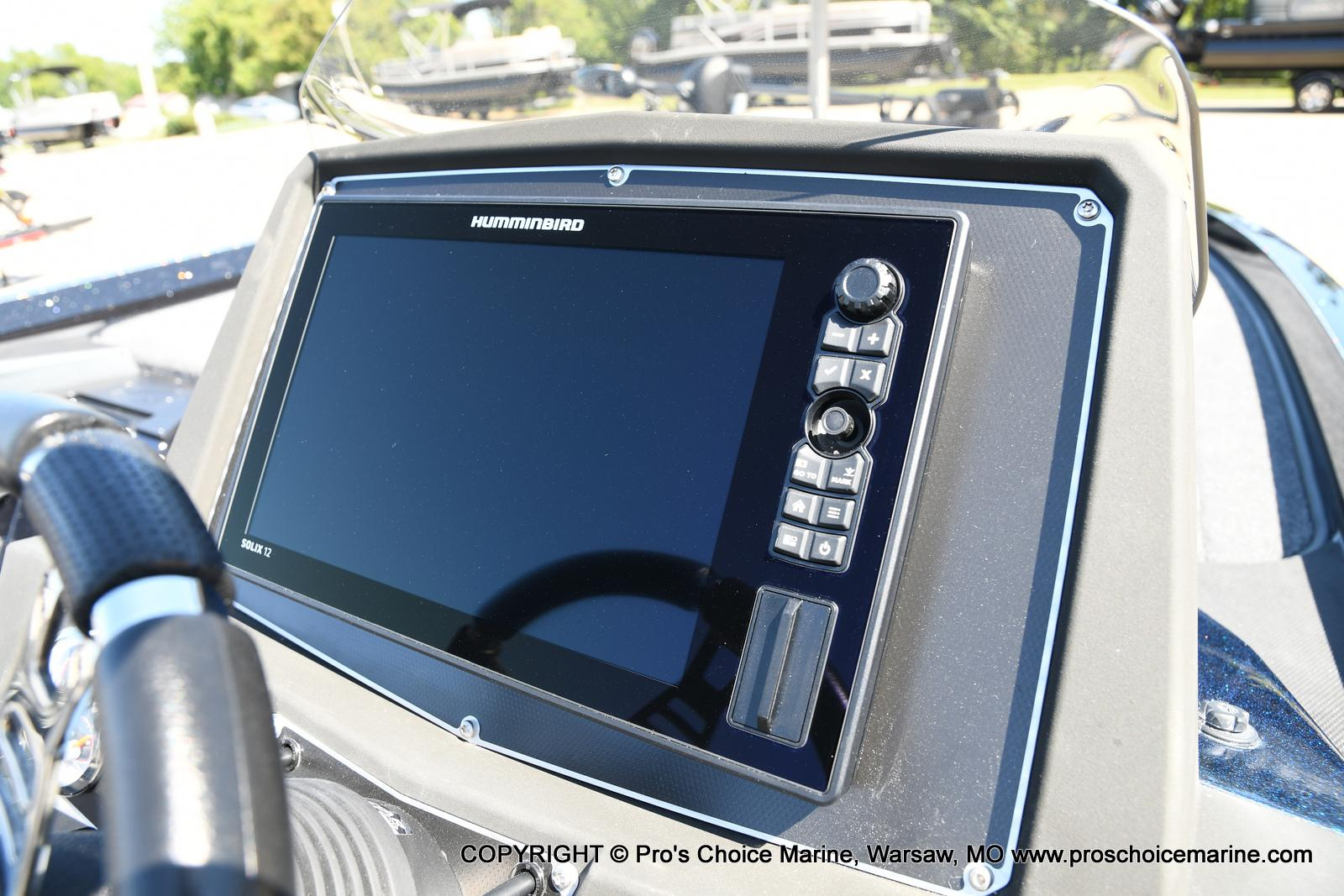 2021 Ranger Boats boat for sale, model of the boat is Z520L HUMMINBIRD EDITION & Image # 15 of 50
