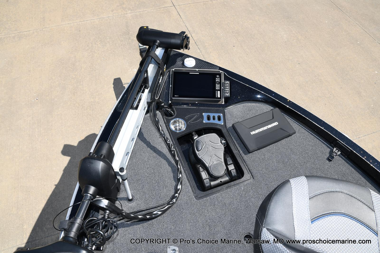 2021 Ranger Boats boat for sale, model of the boat is Z520L HUMMINBIRD EDITION & Image # 19 of 50