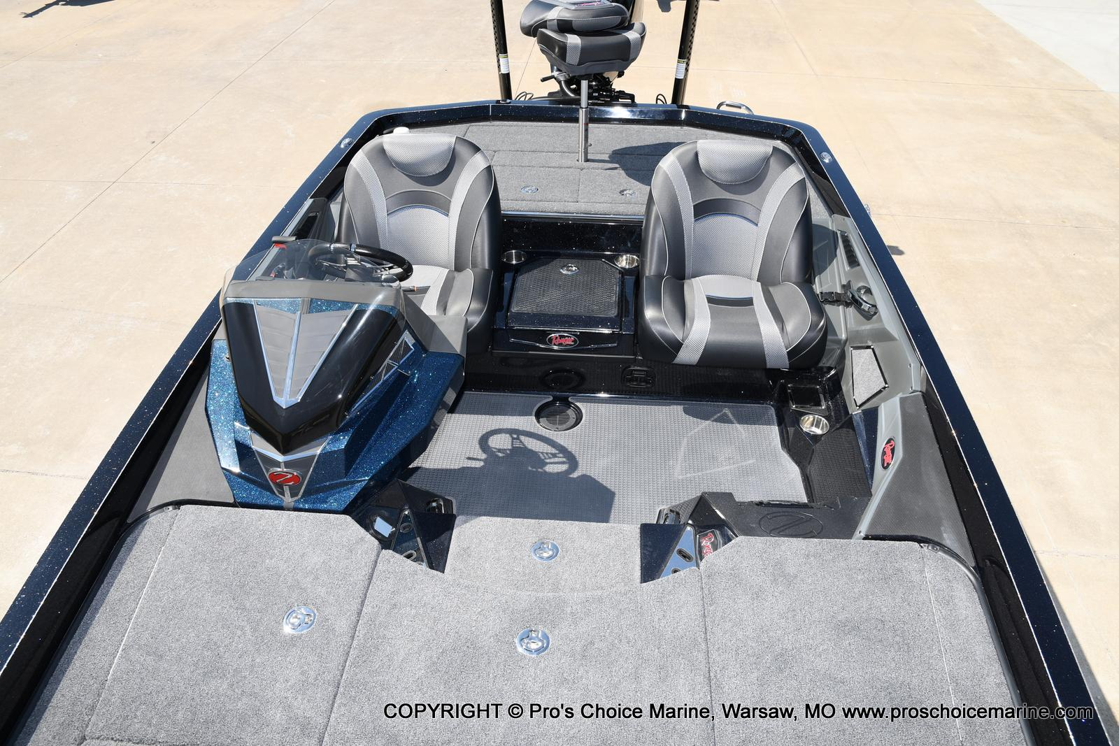2021 Ranger Boats boat for sale, model of the boat is Z520L HUMMINBIRD EDITION & Image # 21 of 50