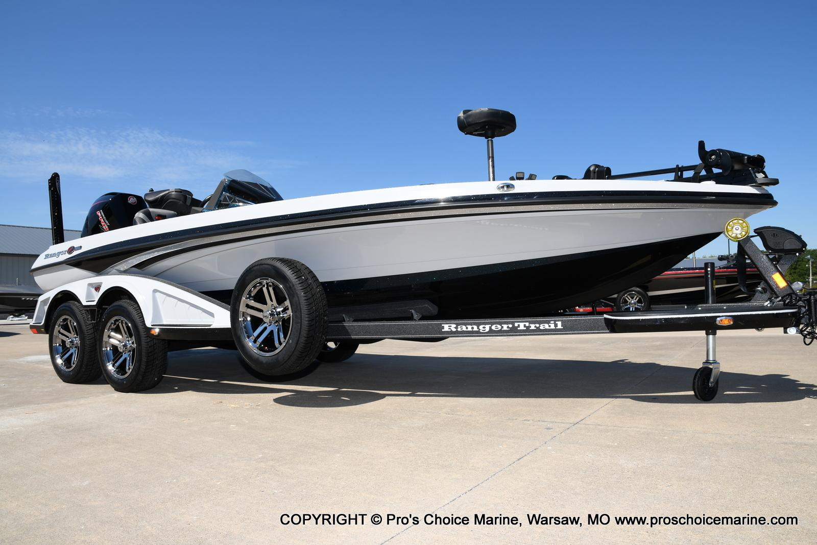 2021 Ranger Boats boat for sale, model of the boat is Z520L HUMMINBIRD EDITION & Image # 26 of 50