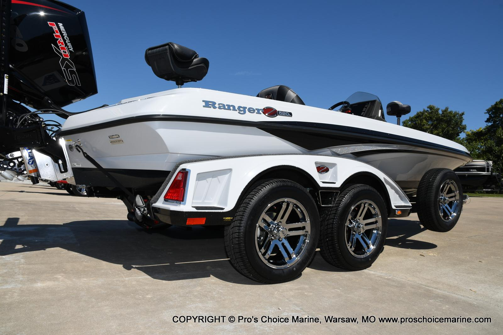 2021 Ranger Boats boat for sale, model of the boat is Z520L HUMMINBIRD EDITION & Image # 28 of 50
