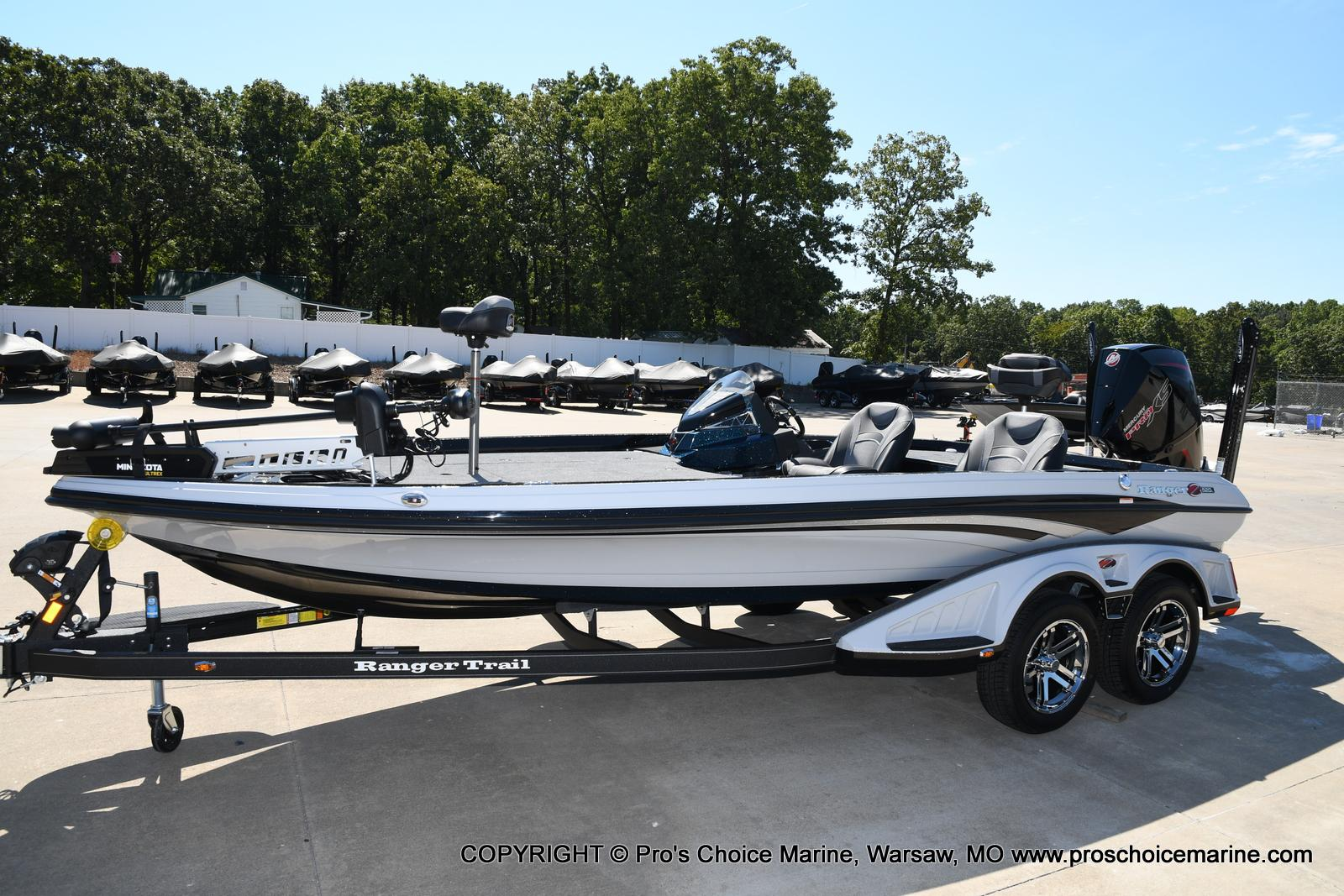 2021 Ranger Boats boat for sale, model of the boat is Z520L HUMMINBIRD EDITION & Image # 29 of 50