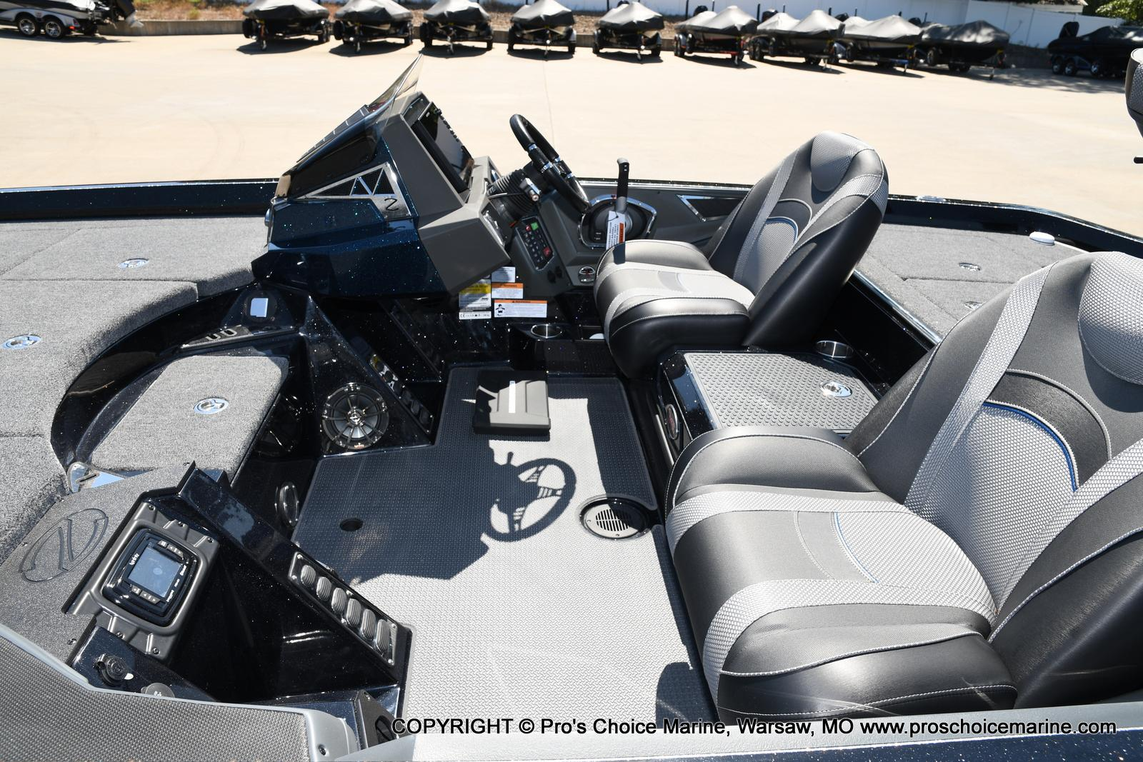2021 Ranger Boats boat for sale, model of the boat is Z520L HUMMINBIRD EDITION & Image # 31 of 50