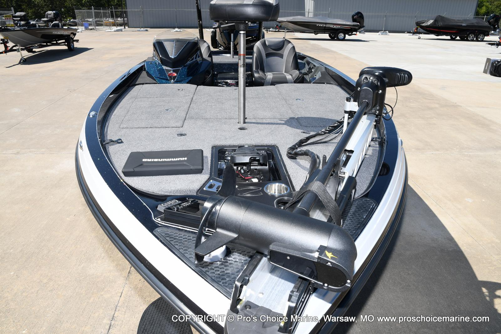 2021 Ranger Boats boat for sale, model of the boat is Z520L HUMMINBIRD EDITION & Image # 35 of 50