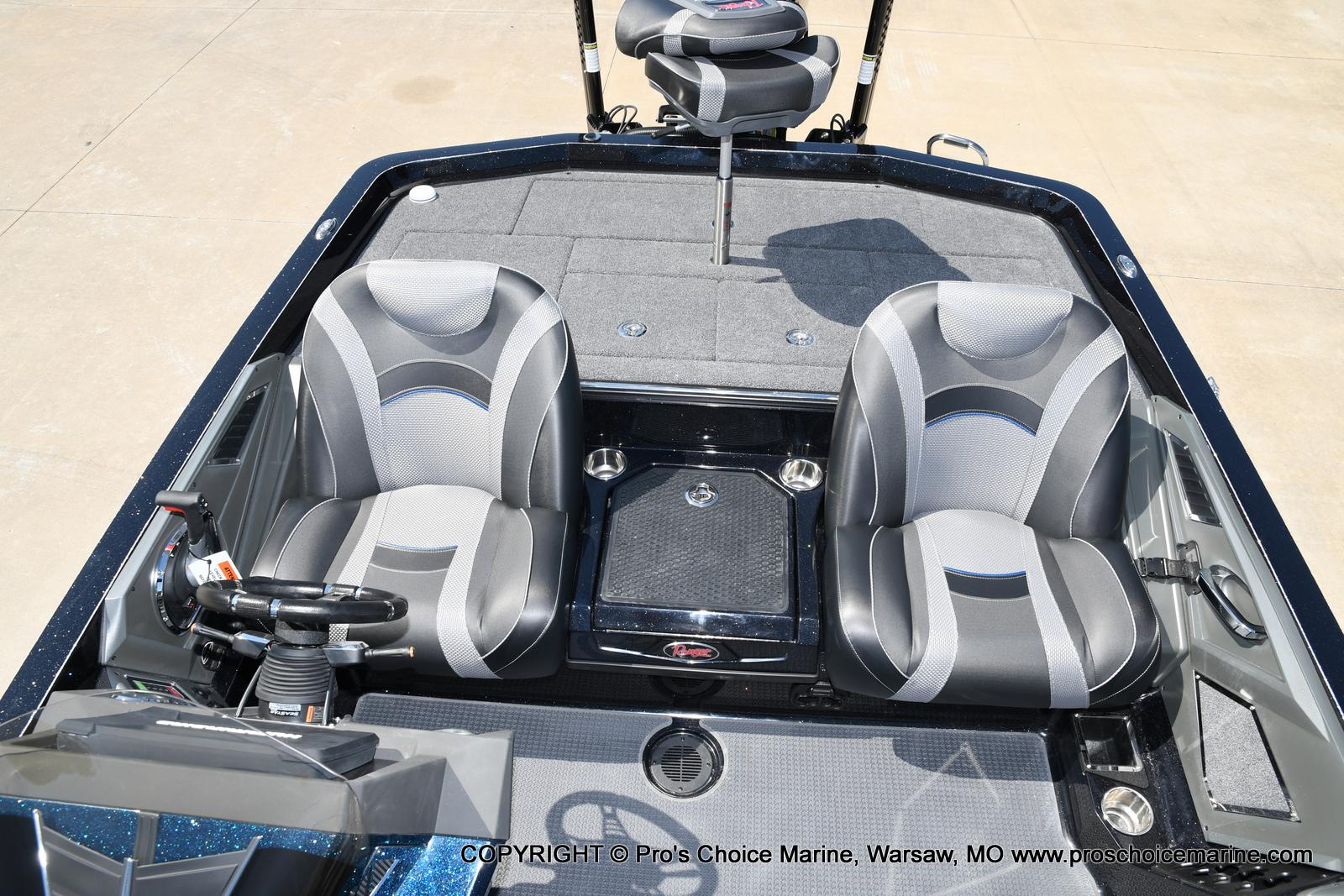 2021 Ranger Boats boat for sale, model of the boat is Z520L HUMMINBIRD EDITION & Image # 40 of 50