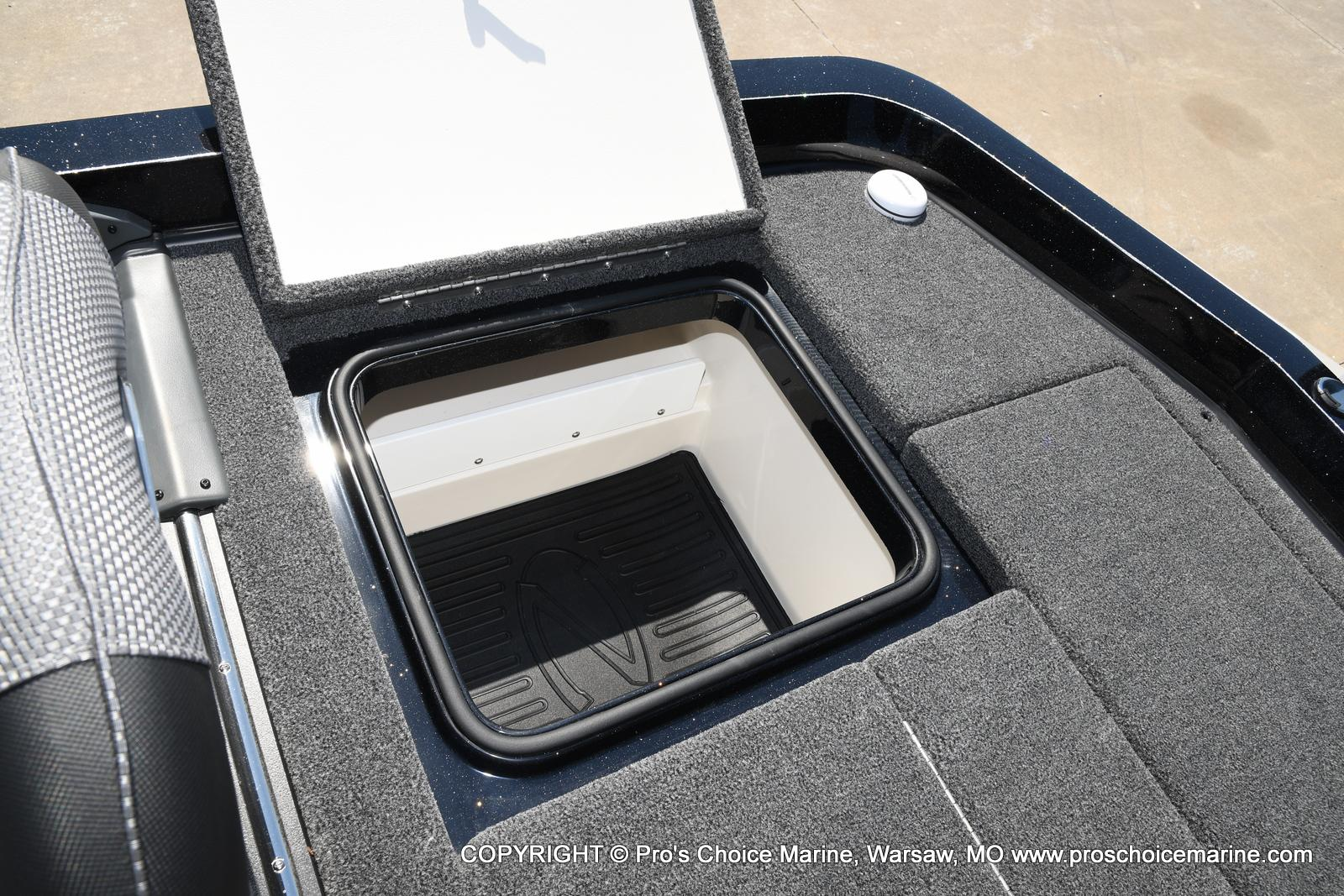 2021 Ranger Boats boat for sale, model of the boat is Z520L HUMMINBIRD EDITION & Image # 45 of 50