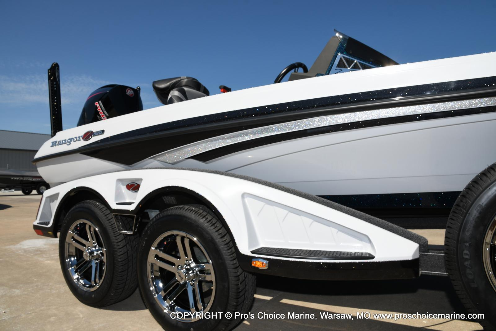 2021 Ranger Boats boat for sale, model of the boat is Z520L HUMMINBIRD EDITION & Image # 46 of 50