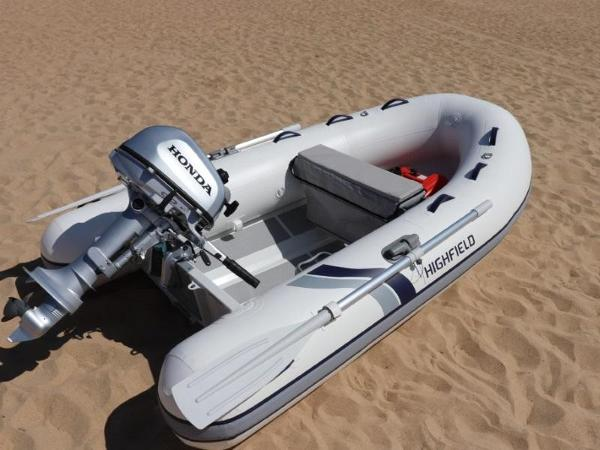 2021 Highfield boat for sale, model of the boat is UL 310 & Image # 1 of 6