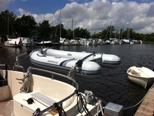 2021 Highfield boat for sale, model of the boat is UL 310 & Image # 5 of 6