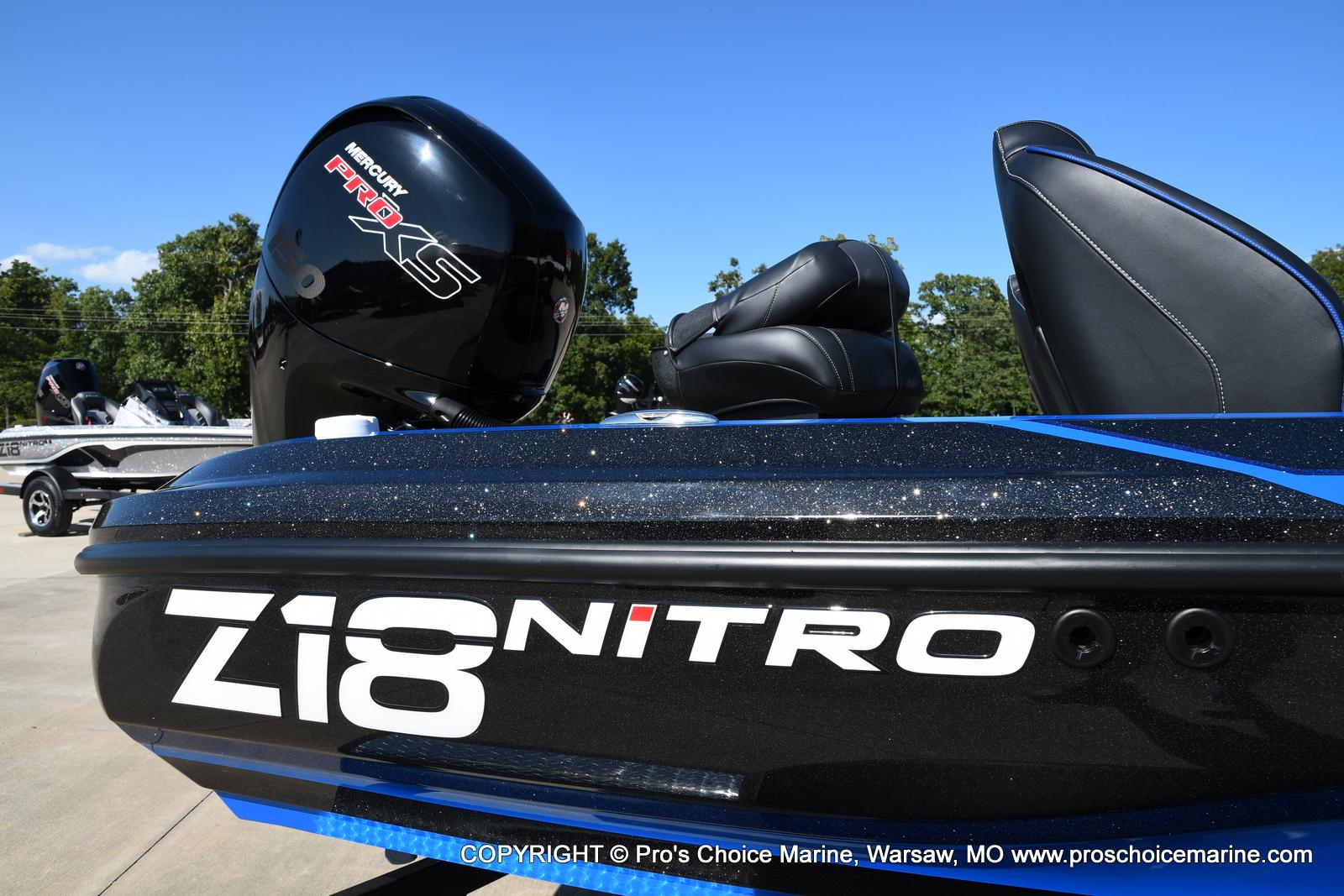 2021 Nitro boat for sale, model of the boat is Z18 & Image # 13 of 50