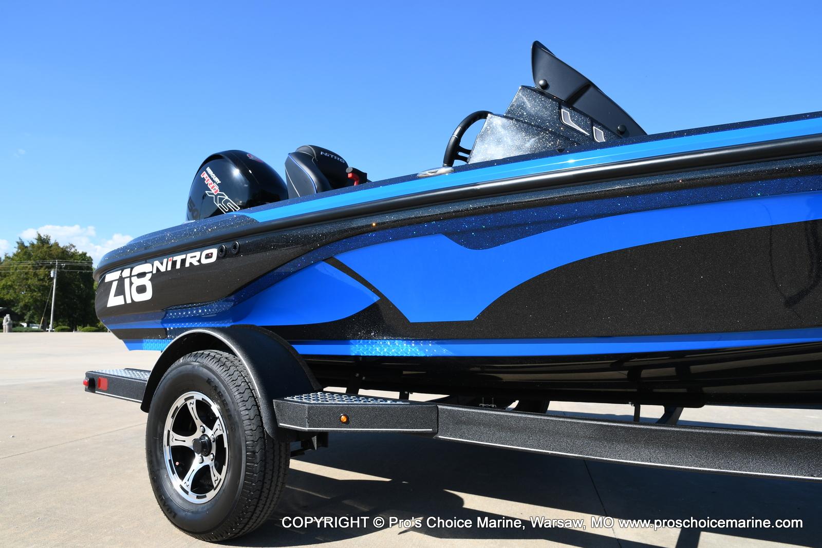 2021 Nitro boat for sale, model of the boat is Z18 & Image # 3 of 50