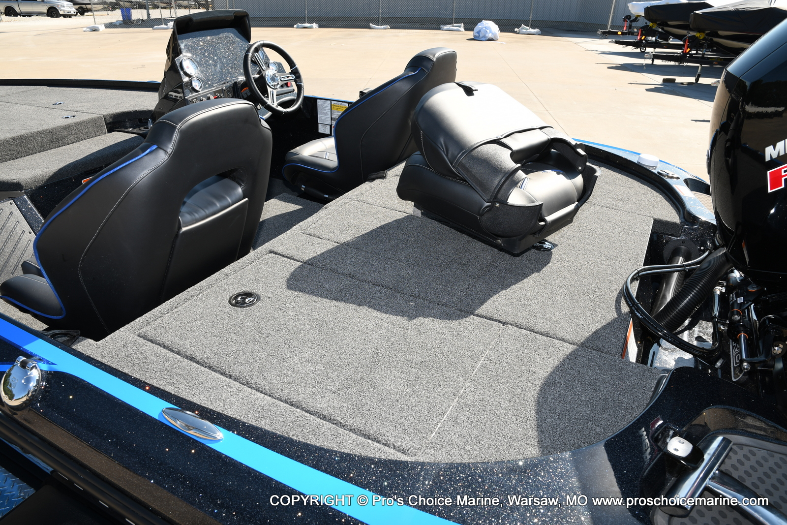 2021 Nitro boat for sale, model of the boat is Z18 & Image # 6 of 50