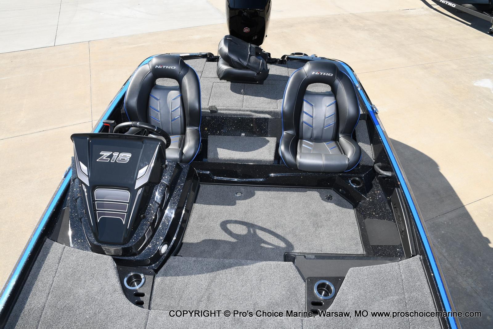2021 Nitro boat for sale, model of the boat is Z18 & Image # 9 of 50
