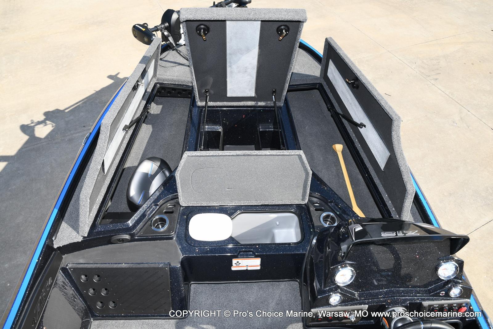 2021 Nitro boat for sale, model of the boat is Z18 & Image # 19 of 50