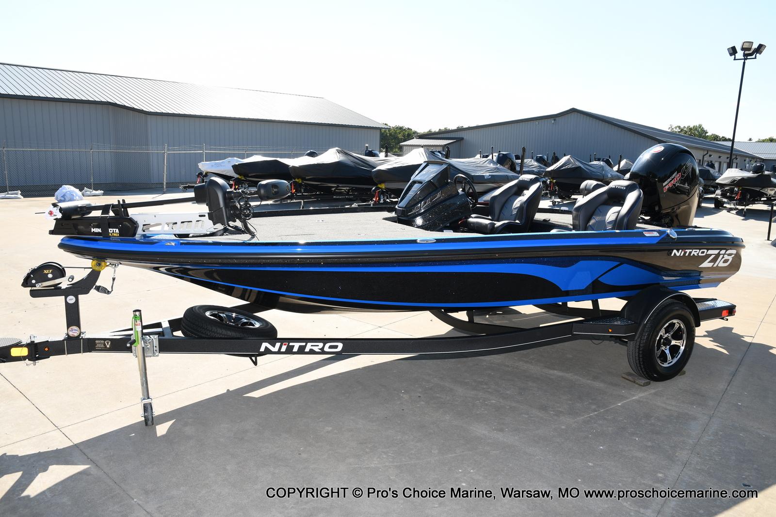 2021 Nitro boat for sale, model of the boat is Z18 & Image # 26 of 50