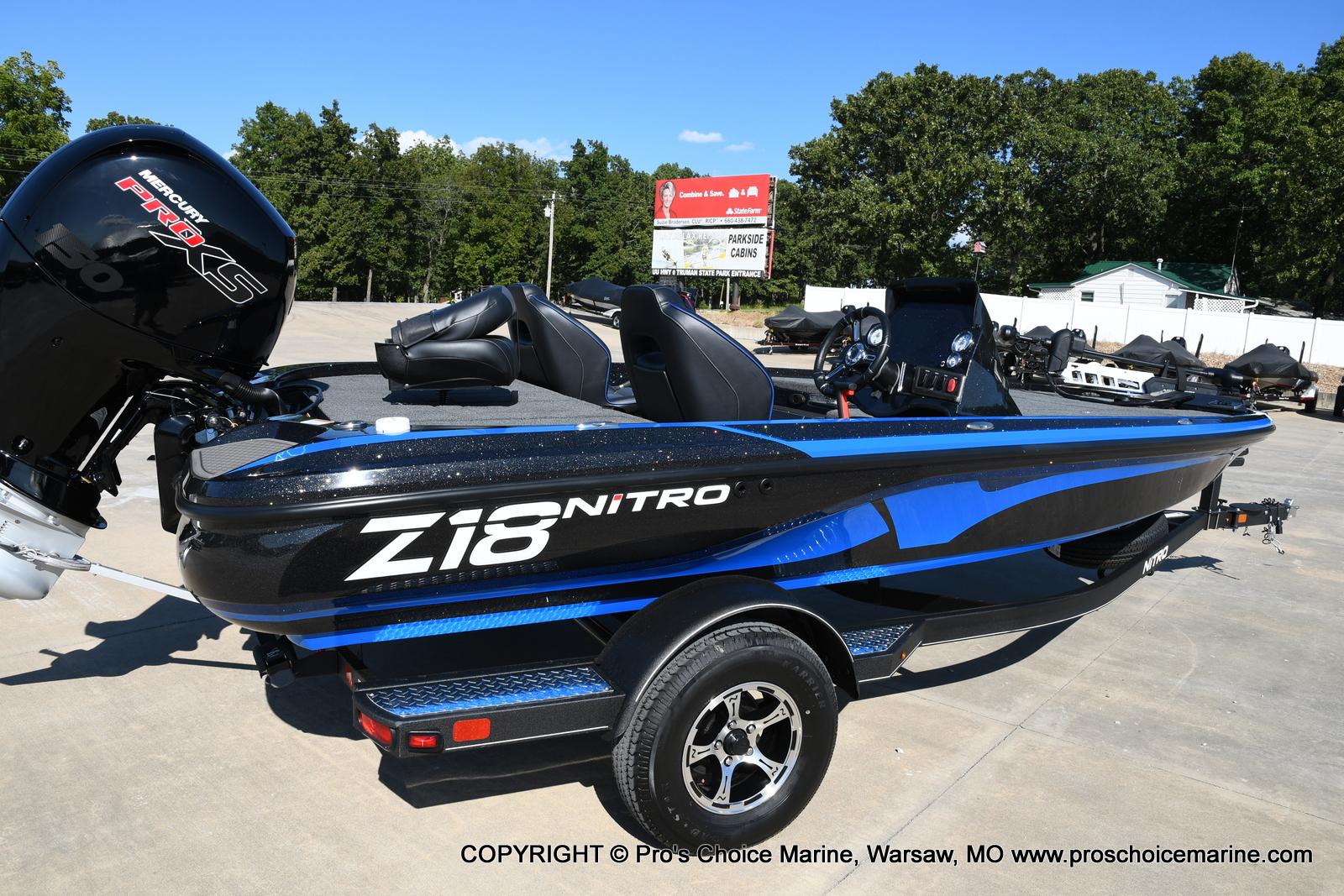 2021 Nitro boat for sale, model of the boat is Z18 & Image # 36 of 50