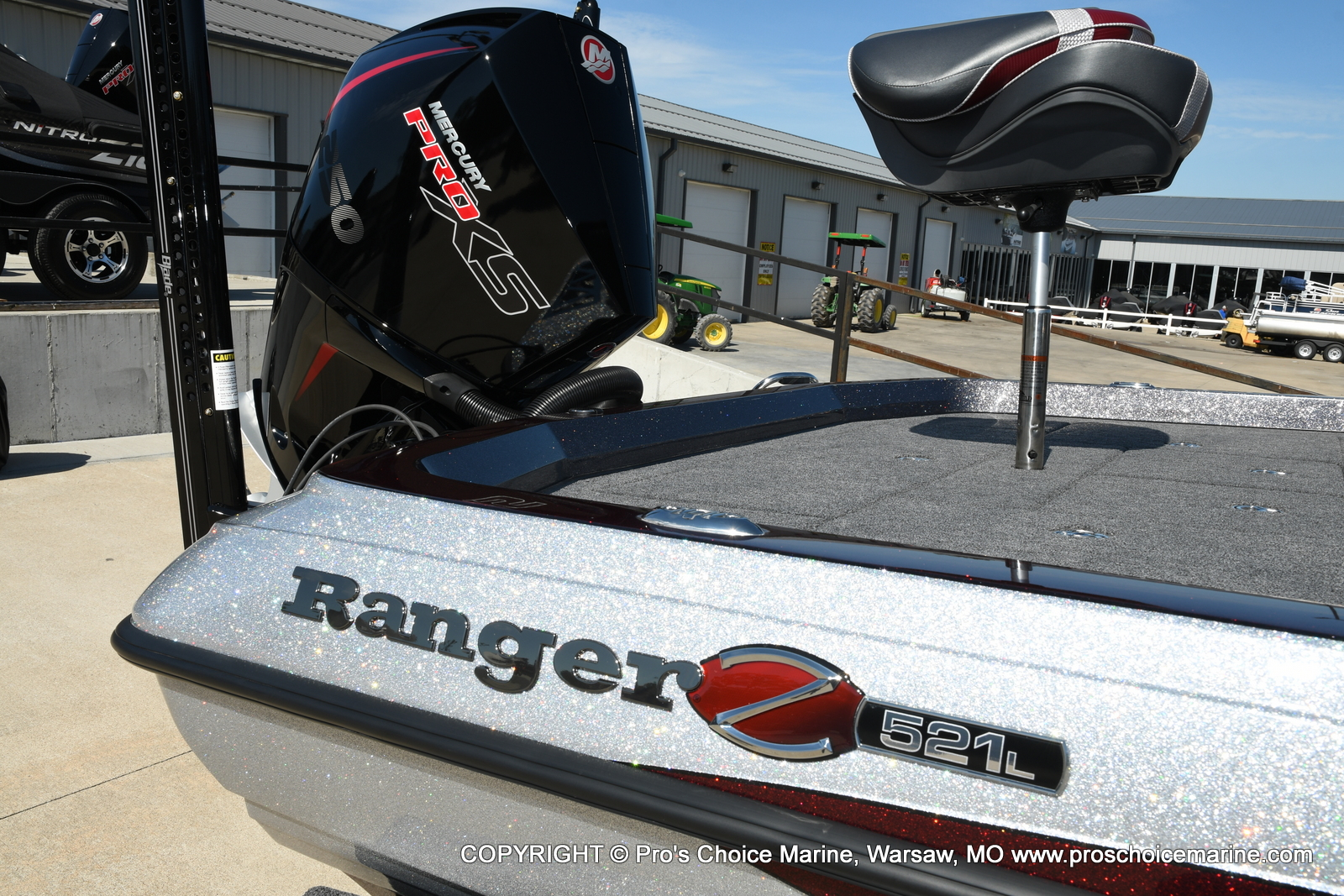 2021 Ranger Boats boat for sale, model of the boat is Z521L Cup Equipped & Image # 46 of 50