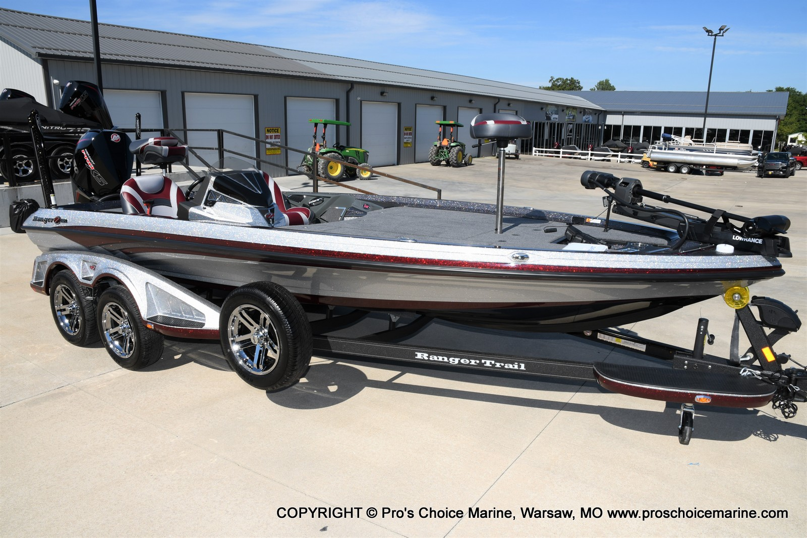 2021 Ranger Boats boat for sale, model of the boat is Z521L Cup Equipped & Image # 1 of 50
